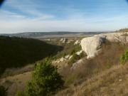 Вид на долину в северном направлении