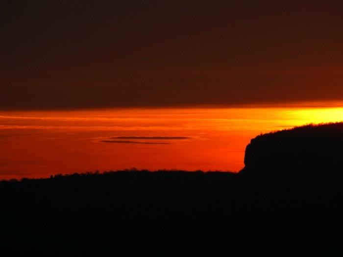 Закат над Беш-Кош-2