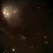 Туманность М78 и Мак-Нейла